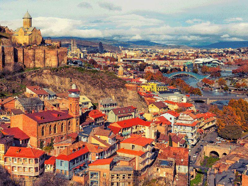 Тбилиси, манящий вглубь веков - экскурсия в Тбилиси