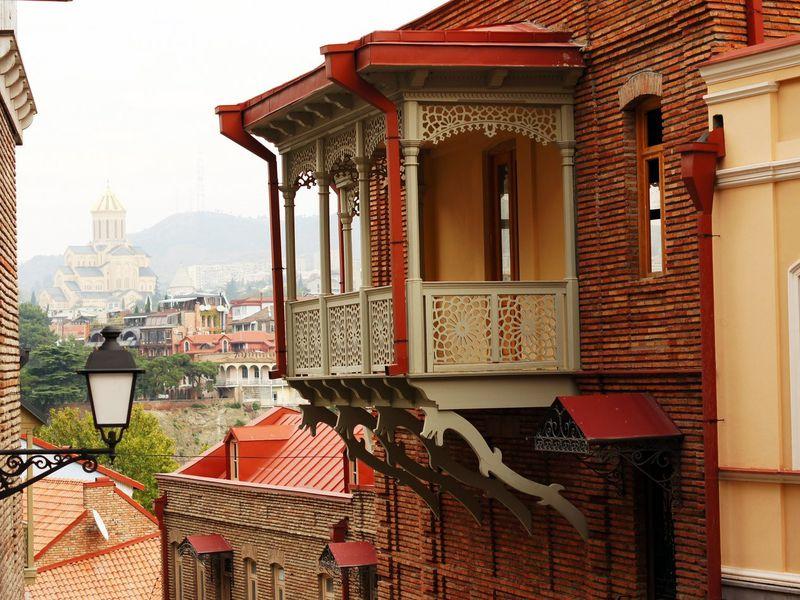 Все оттенки старого Тбилиси - экскурсия в Тбилиси