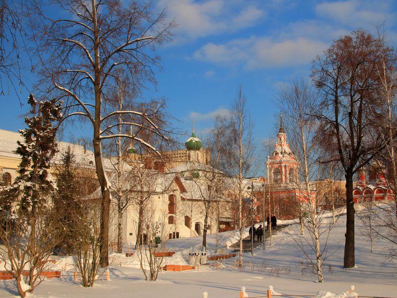 Квест-путешествие поЗарядью для детей - экскурсия в Москве