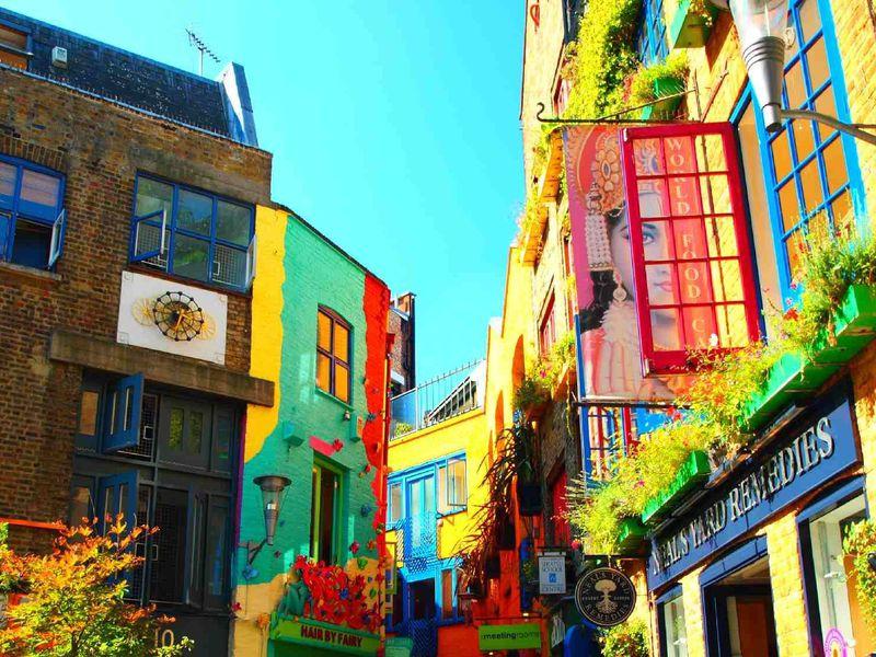 Ковент-Гарден: театральный, исторический, таинственный - экскурсия в Лондоне