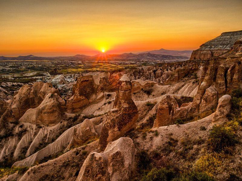 Первозданная Каппадокия: прогулка-приключение! - экскурсия в Каппадокии