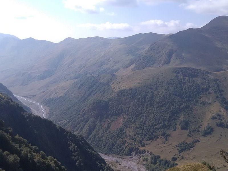 На встречу с величественным Казбеком - экскурсия в Тбилиси