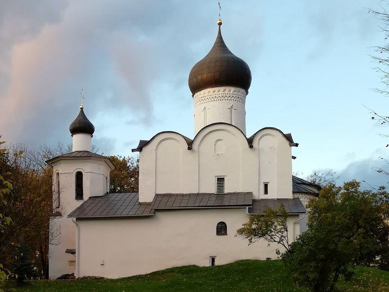 Город-храм Псков: шедевры церковного зодчества - экскурсия в Пскове