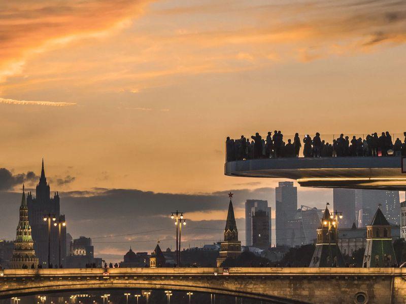 Лучшие виды Кремля— с мостов и набережных - экскурсия в Москве