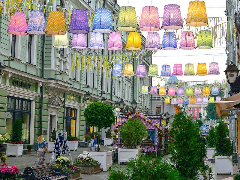 Островок Парижа» вМоскве иокрестности - экскурсия в Москве