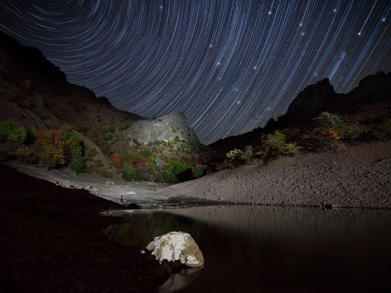 Другой Крым: Зеленое озеро и Арпатские водопады - экскурсия в Симферополе
