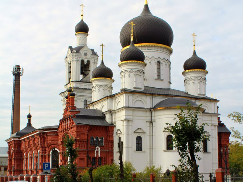 Отсела Рогожи доНогинска— обзорная экскурсия - экскурсия в Москве