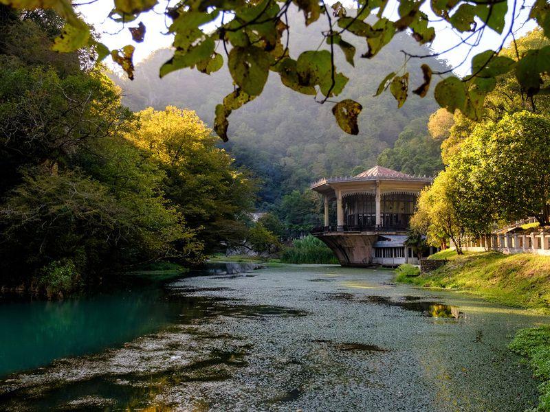 В Абхазию! Групповая экскурсия в Страну души - экскурсия в Сочи