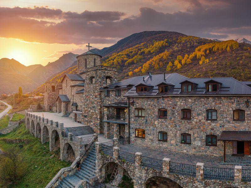 Все краски Северной Осетии - экскурсия в Владикавказе