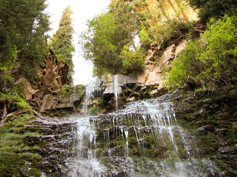 Сказочные водопады Красной Поляны - экскурсия в Сочи