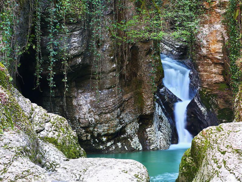 Красота и легенды близлежащих гор - экскурсия в Сочи