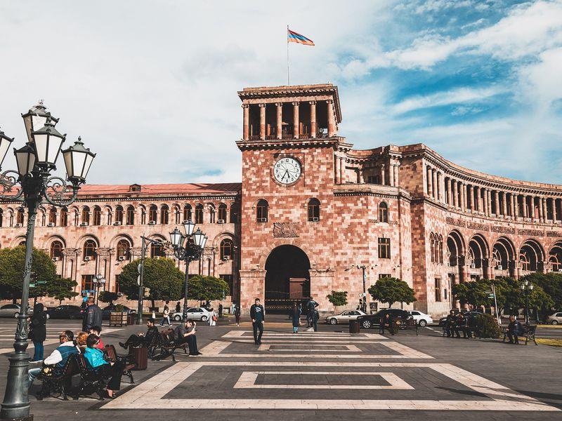 Ежедневная прогулка по Еревану - экскурсия в Ереване