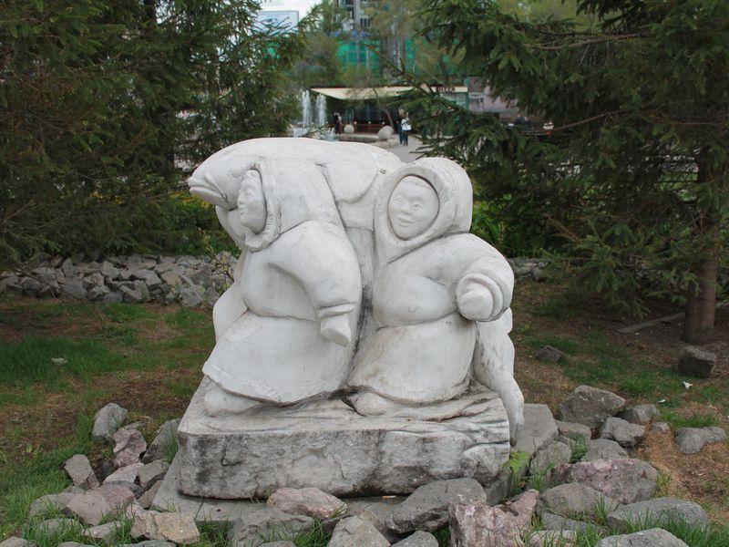 Добро пожаловать в Новосибирск! - экскурсия в Новосибирске