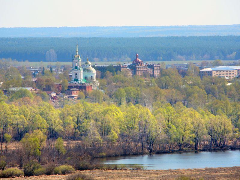 ИзКазани— вдревнюю Елабугу - экскурсия в Казани