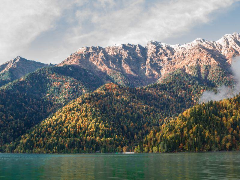 И это всё — Абхазия - экскурсия в Сочи