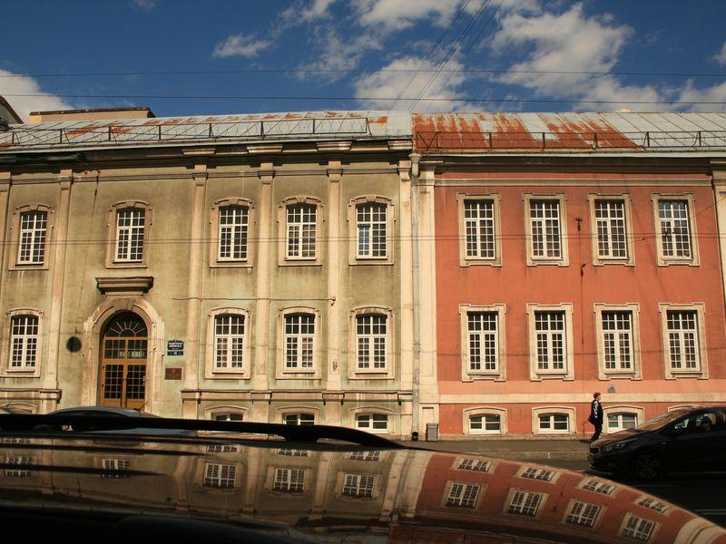 Кинематографичный Васильевский - экскурсия в Санкт-Петербурге