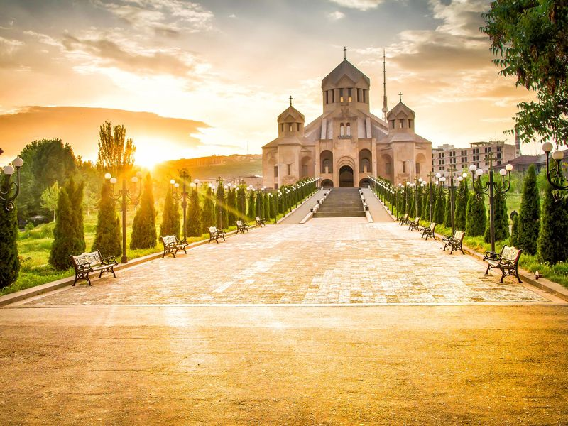 Дорога к храму: о христианстве и искусстве - экскурсия в Ереване
