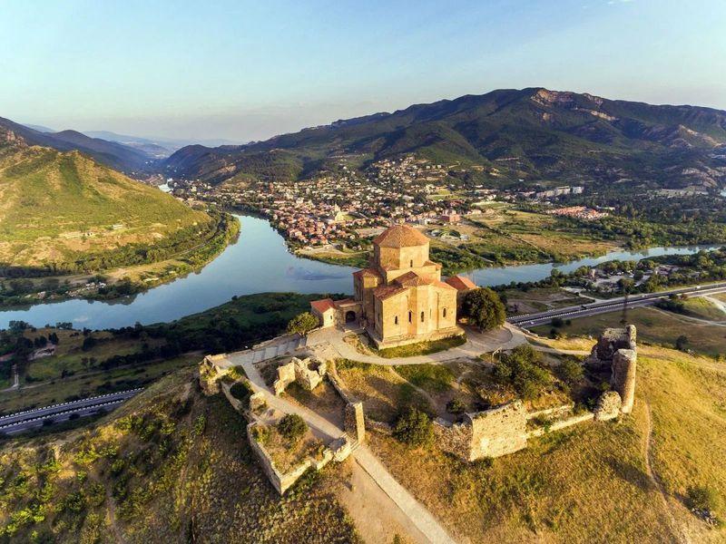 Древние окрестности Тбилиси - экскурсия в Тбилиси