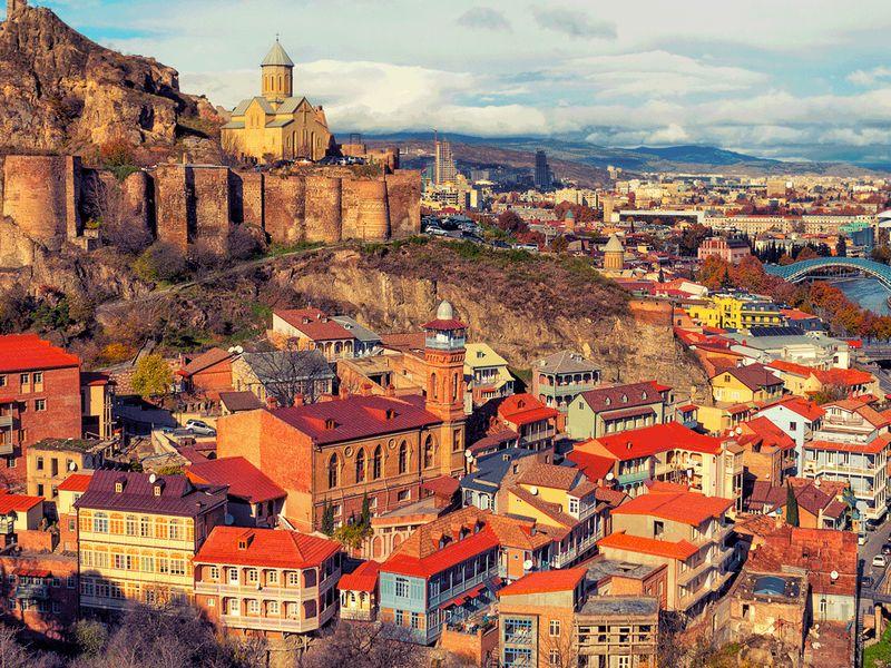 Вглубь столетий Тбилиси - экскурсия в Тбилиси