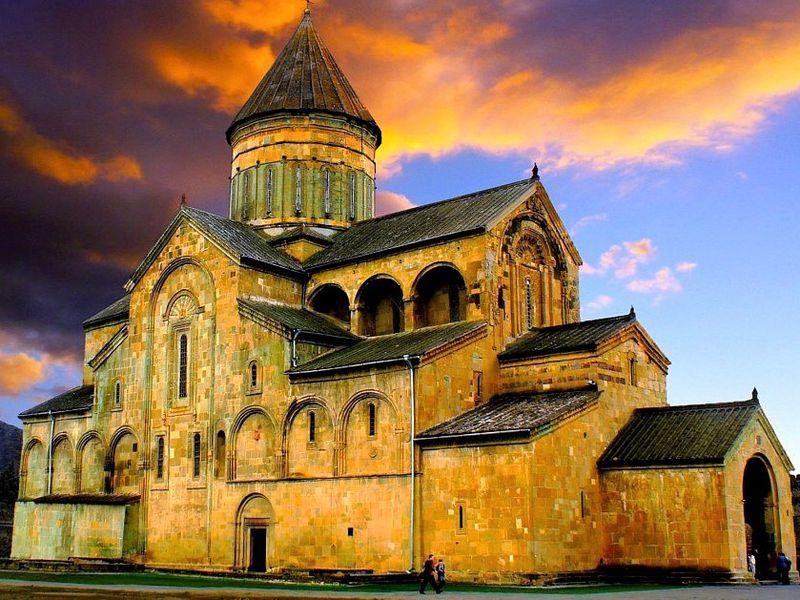 Древняя Мцхета и пещерный Уплисцихе - экскурсия в Тбилиси