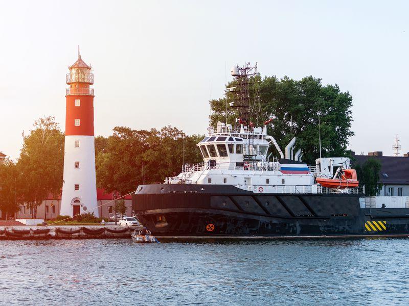 Балтийск, Янтарный, Светлогорск: такая разная Балтика - экскурсия в Калининграде