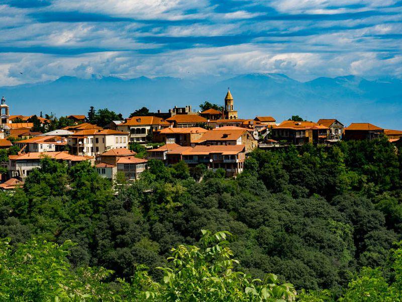 Кахети— колыбель вина, церквей инеожиданных сюрпризов - экскурсия в Тбилиси