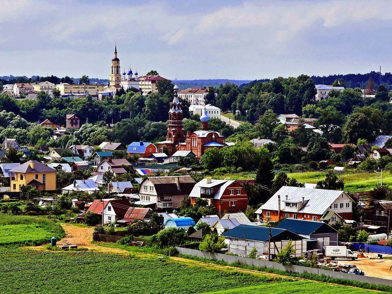 Боровск и Малоярославец. Два города — одна история - экскурсия в Боровске
