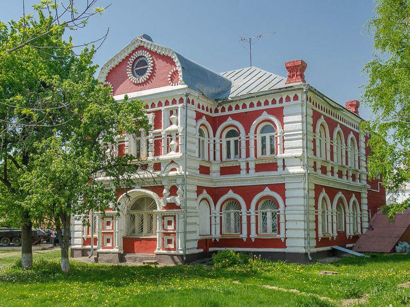 Городские ритмы Одинцово - экскурсия в Москве