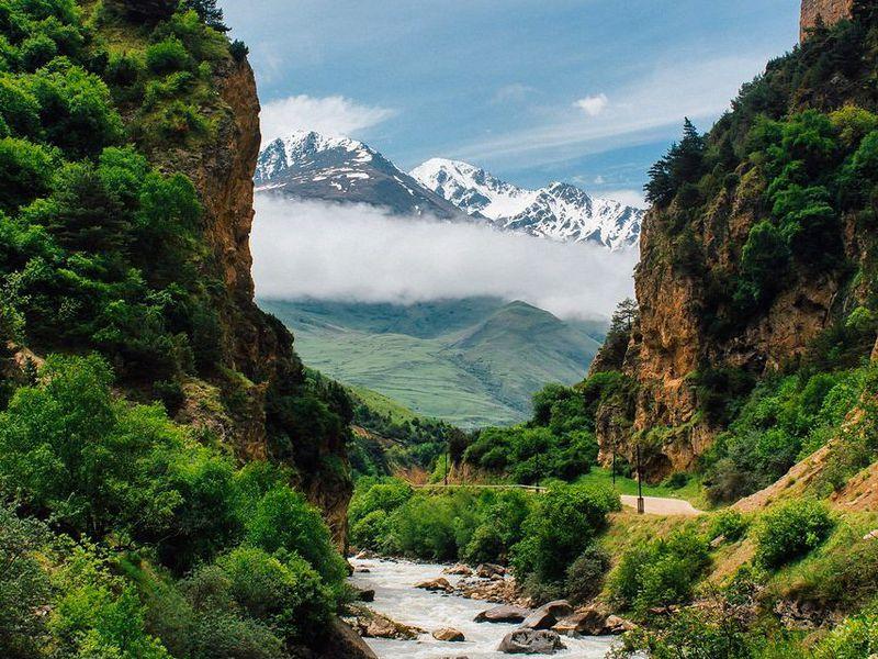 Джип-тур: Былымские озера, перевал Актопрак иЧегемское ущелье - экскурсия в Кисловодске