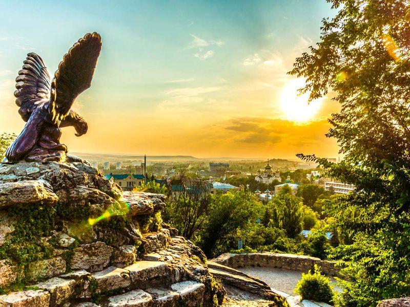 Золотое кольцо Кавказа: 5 городов за 1 день - экскурсия в Ессентуках