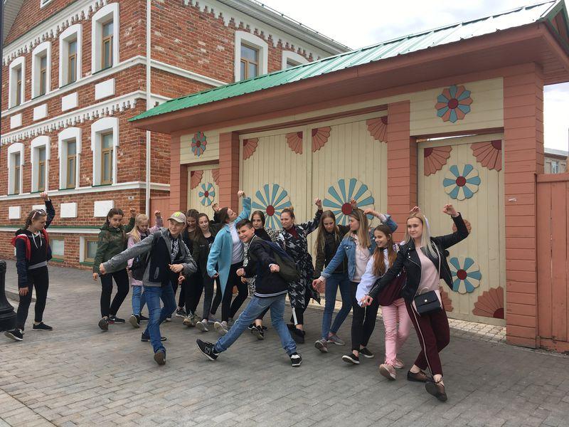 Старая Казань - экскурсия в Казани