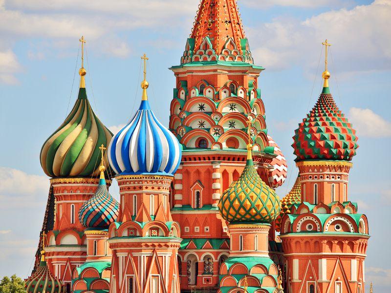Собор Василия Блаженного, Красная площадь ипарк Зарядье - экскурсия в Москве