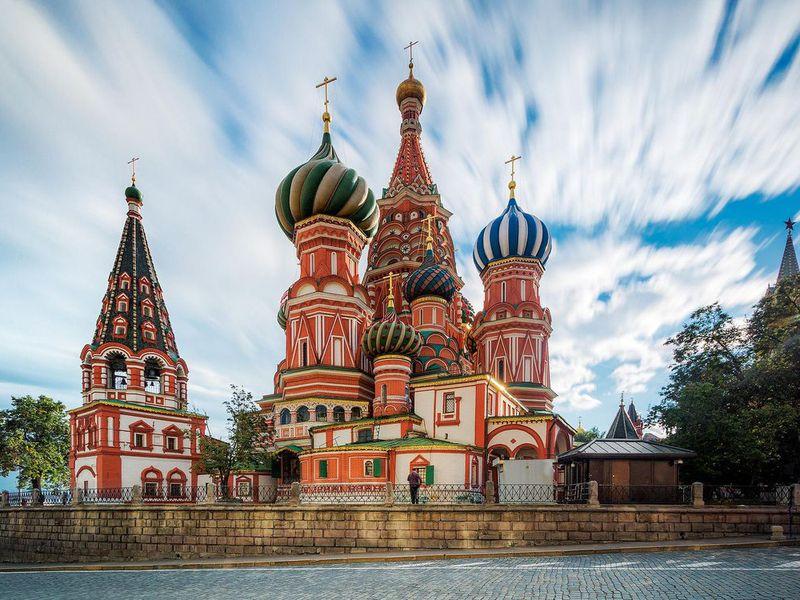 Москва без барьеров - экскурсия в Москве