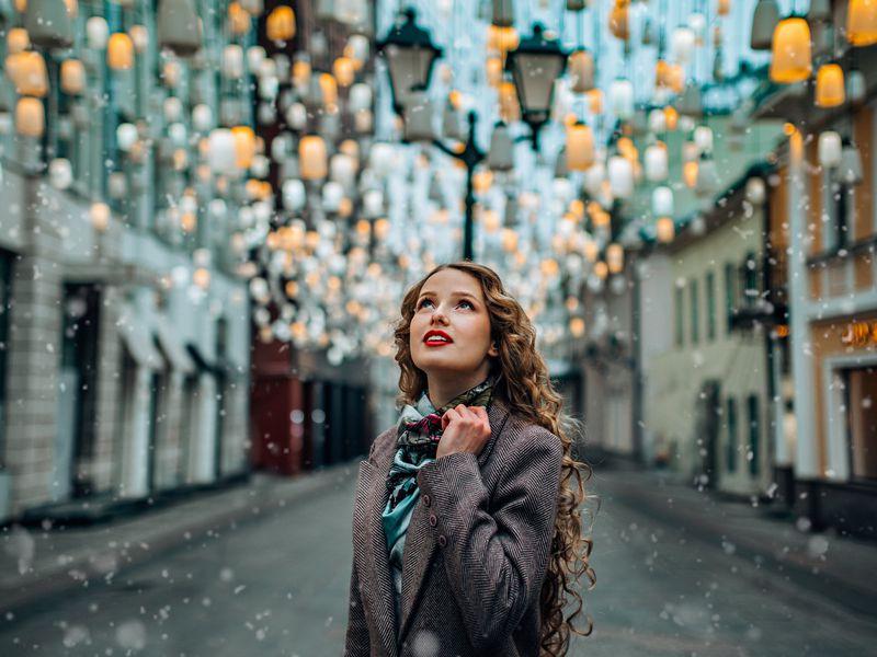 Фотосессия сМосквой - экскурсия в Москве