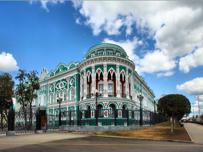 Екатеринбург: самое интересное - экскурсия в Екатеринбурге