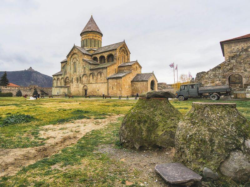 Мцхета и Тбилиси: две столицы за один день - экскурсия в Тбилиси