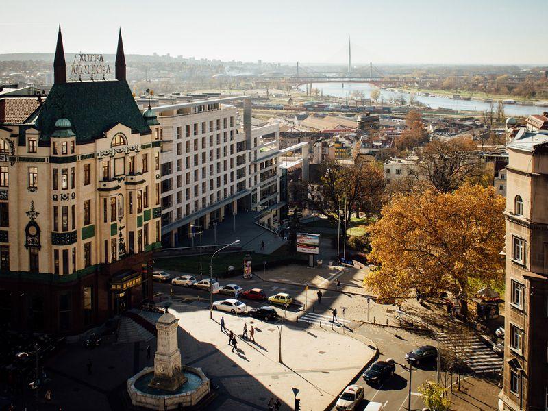 Визитные карточки Белграда за3часа - экскурсия в Белграде