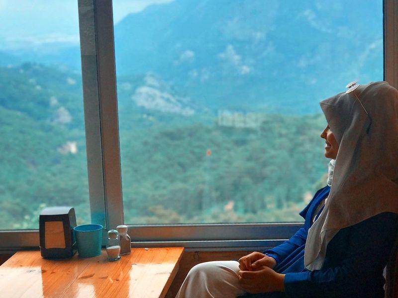 Крылатые качели по-турецки - экскурсия в Анталии