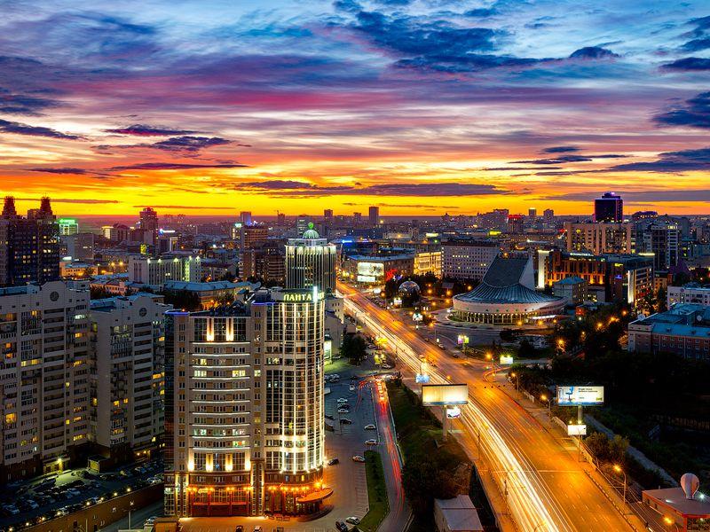 Влюбиться в Новосибирск за 2 часа! - экскурсия в Новосибирске