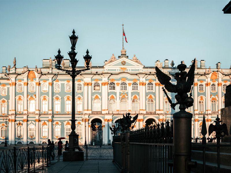 Его Императорское Величество Эрмитаж - экскурсия в Санкт-Петербурге