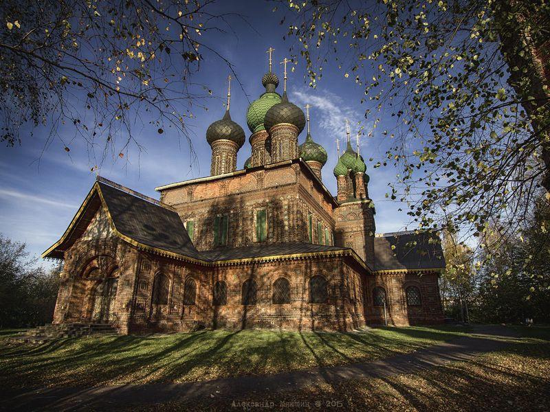 Неизведанный Ярославль - экскурсия в Ярославле