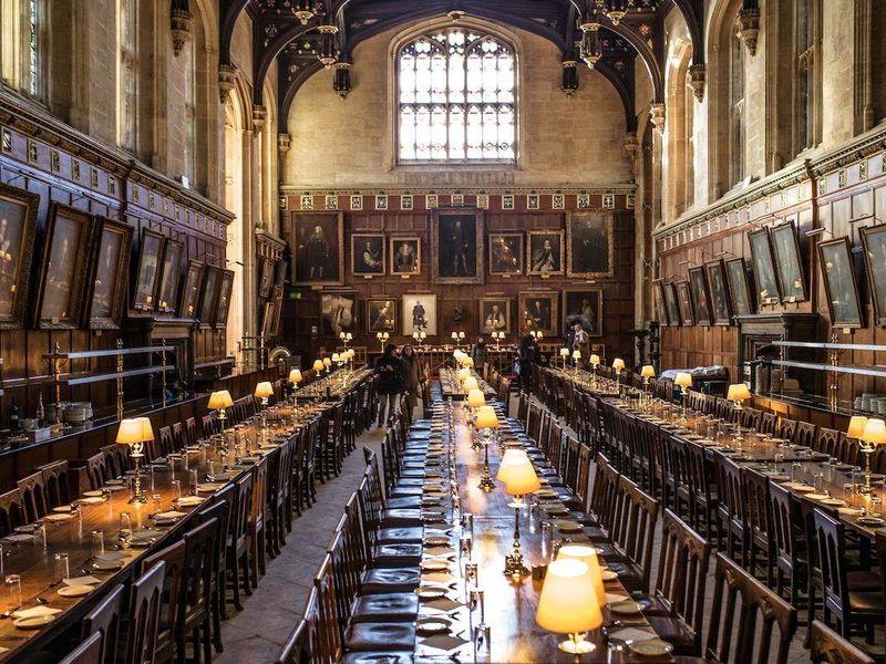 По следам Гарри Поттера в Оксфорде! - экскурсия в Лондоне