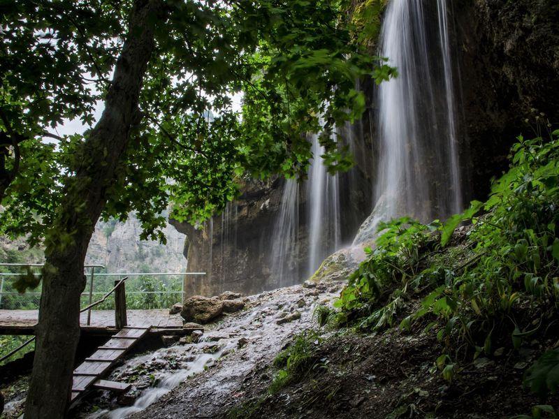 Чегемские водопады — чудо Кабардино-Балкарии - экскурсия в Пятигорске