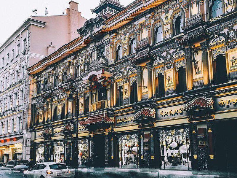 Чайная прогулка поМоскве - экскурсия в Москве