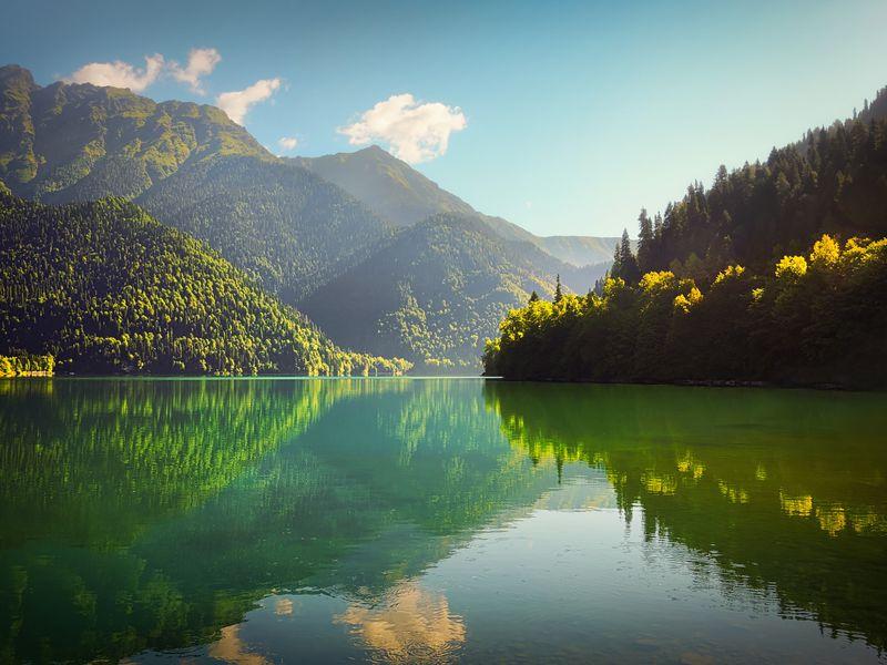 Абхазия — авто-экскурсия в мир природной красоты - экскурсия в Сочи