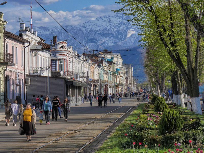 Владикавказ глазами местных жителей - экскурсия в Владикавказе