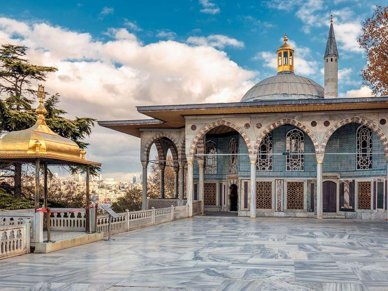 Последам Султана Сулеймана - экскурсия в Стамбуле