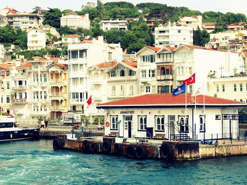 Путешествие поЗолотому Рогу иБосфору - экскурсия в Стамбуле