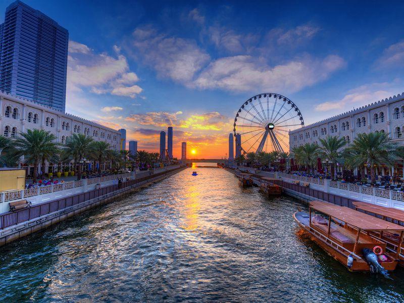 ОАЭ без гламура: 5«северных» эмиратов - экскурсия в Дубае