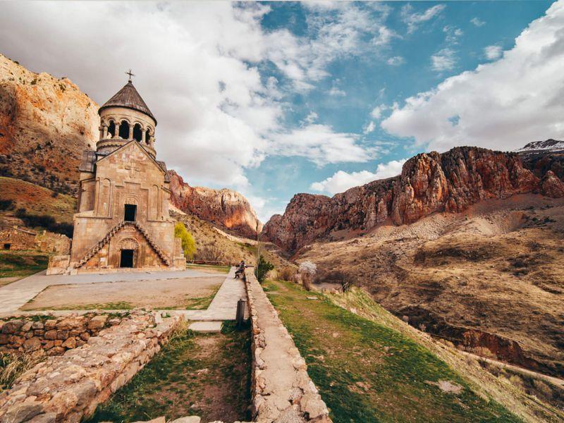 Экскурсия в Хор Вирап и Нораванк - экскурсия в Ереване